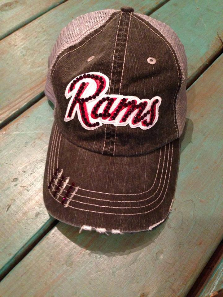 Rams Bling Hat