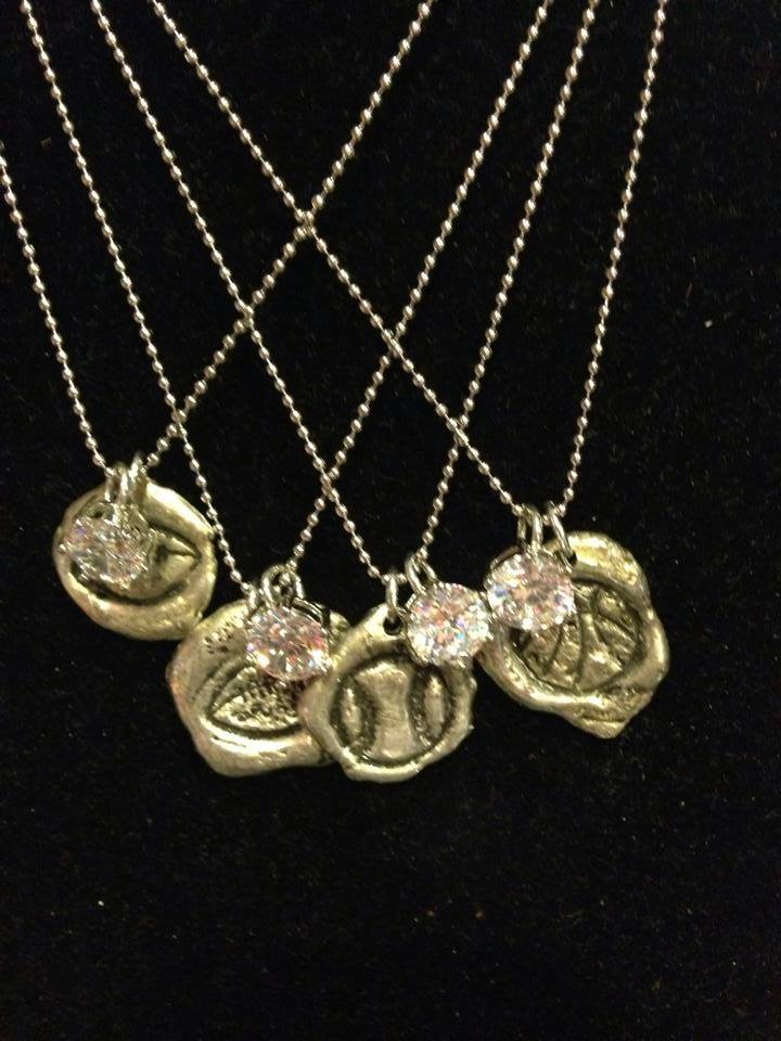 Wax Seal Necklace